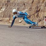 Matt and the Wasser in action at KnK Longboard Camp 2015 © Maria Arndt