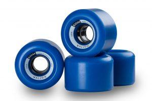 Walzen Kiosk 60mm longboard wheels, 82a (Blue)