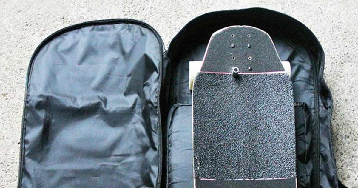 Tuck Yeah Longboard Travel Bag