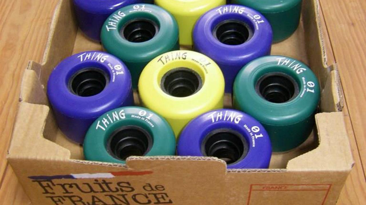 THING longboard wheels