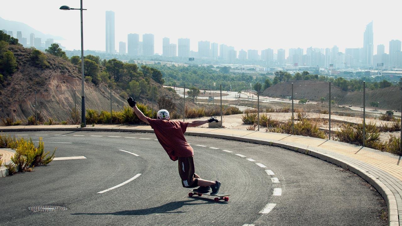 Lobo Wheels Gnarlicante Skate Trip