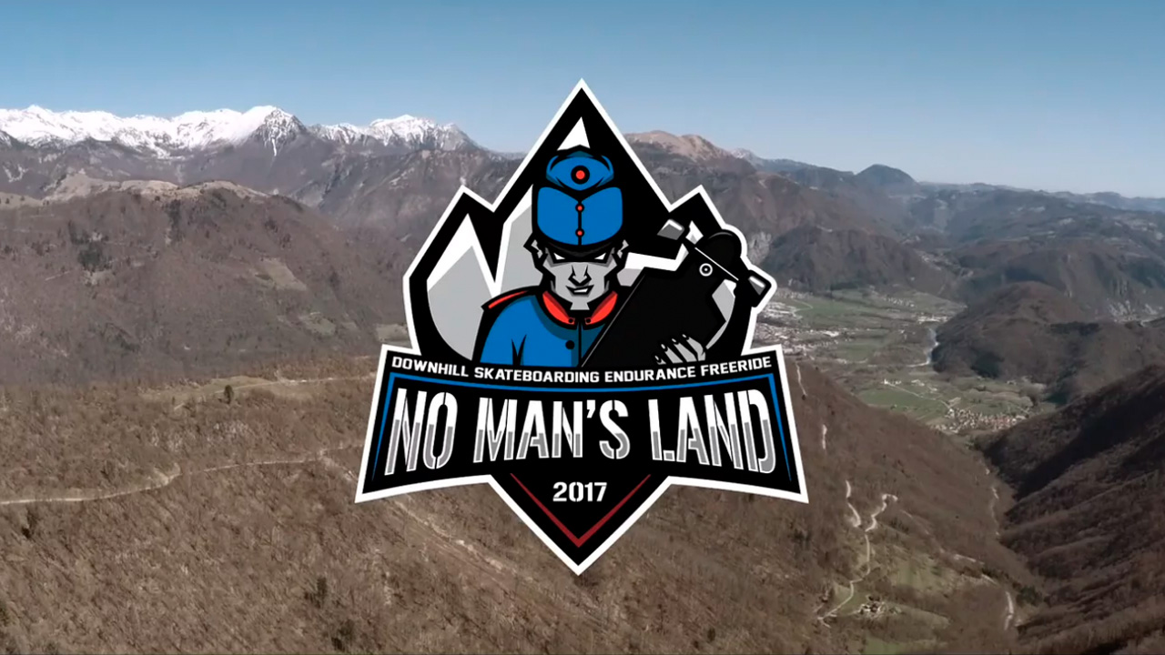 No Man's Land Endurance Freeride by Longboard Magazine in Slovenia