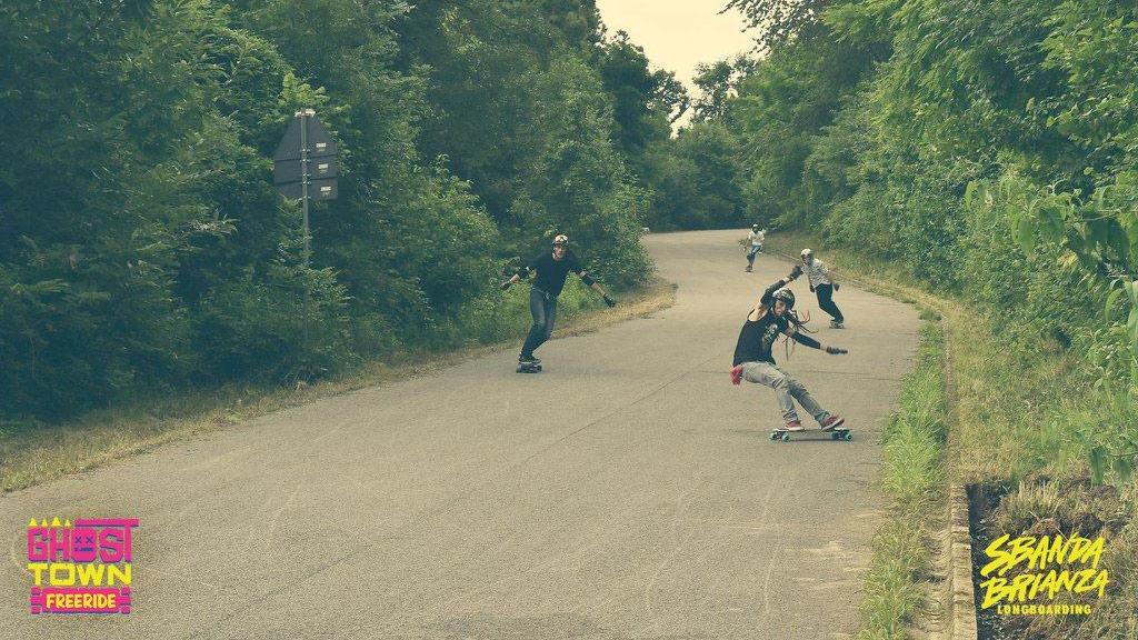 Skate legally thanks to Sbanda Brianza