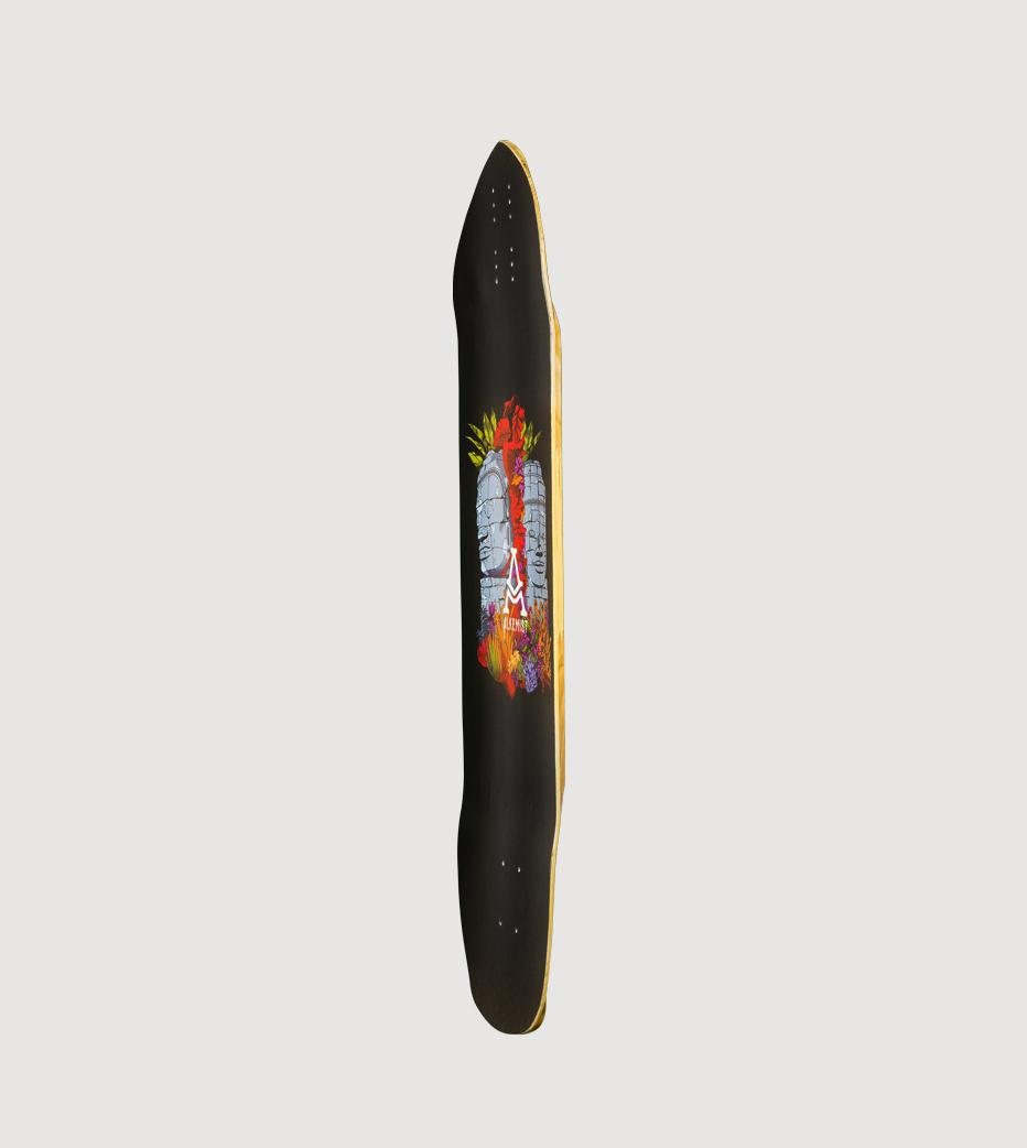 Alkemist Ghost Knight longboard deck