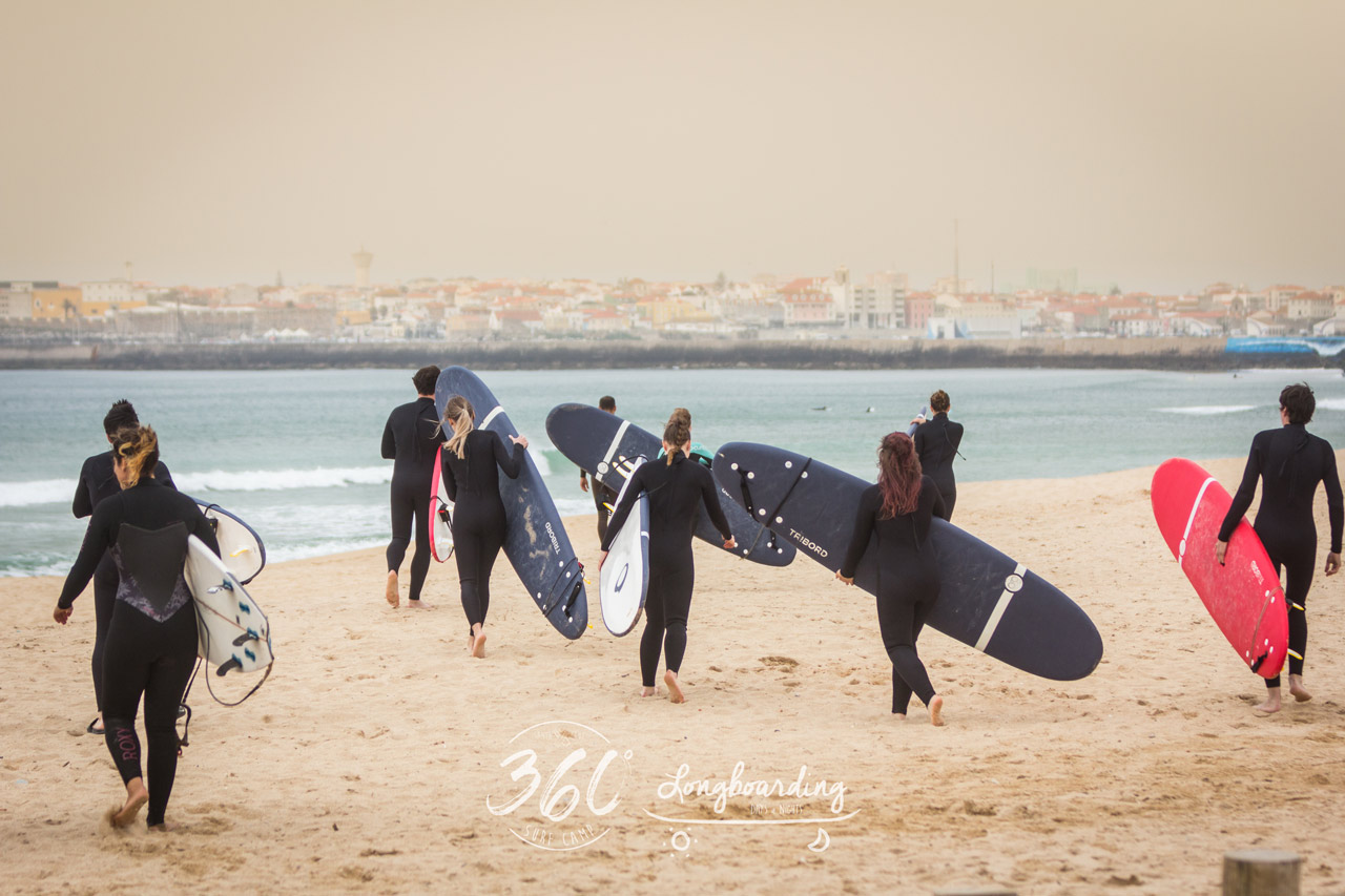 Longboarding Days&Nights Longboard Camp in Portugal