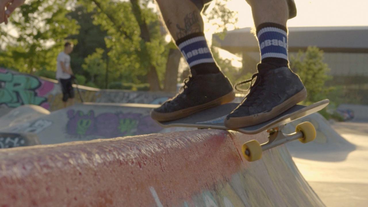 Process to Pavement - KebbeK Skateboards
