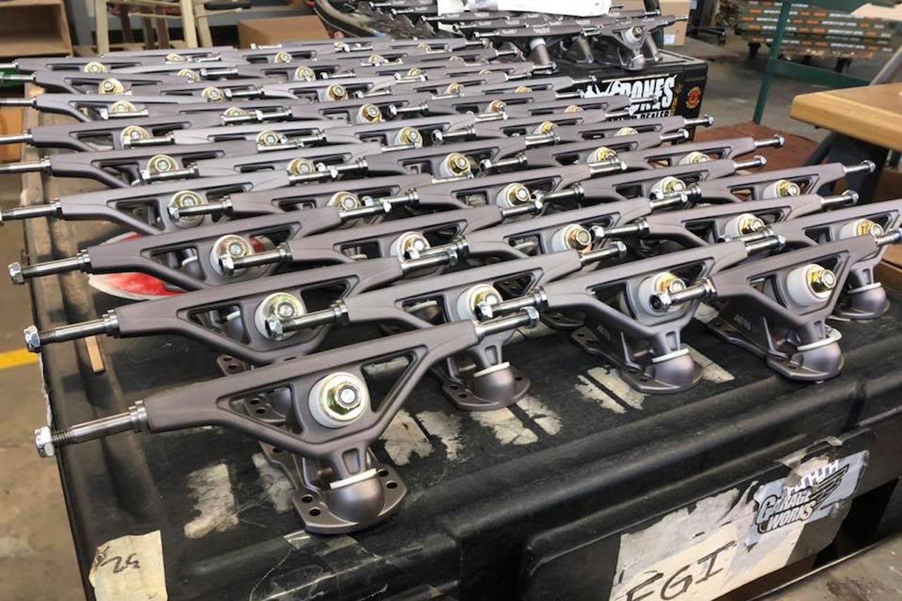 New Aera RF-1 Longboard Trucks