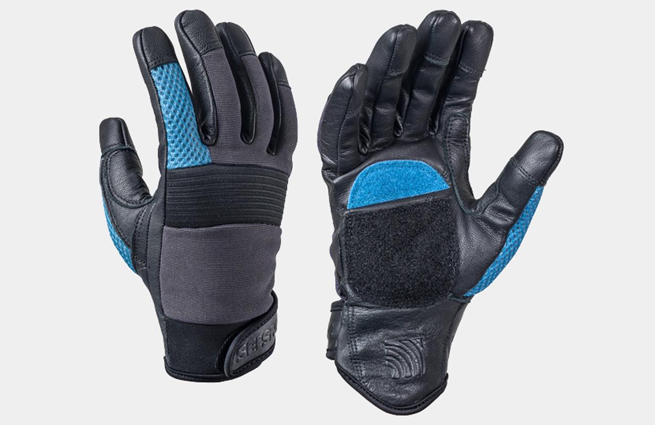Seismic Skate new 2018 Longboard Slide Gloves