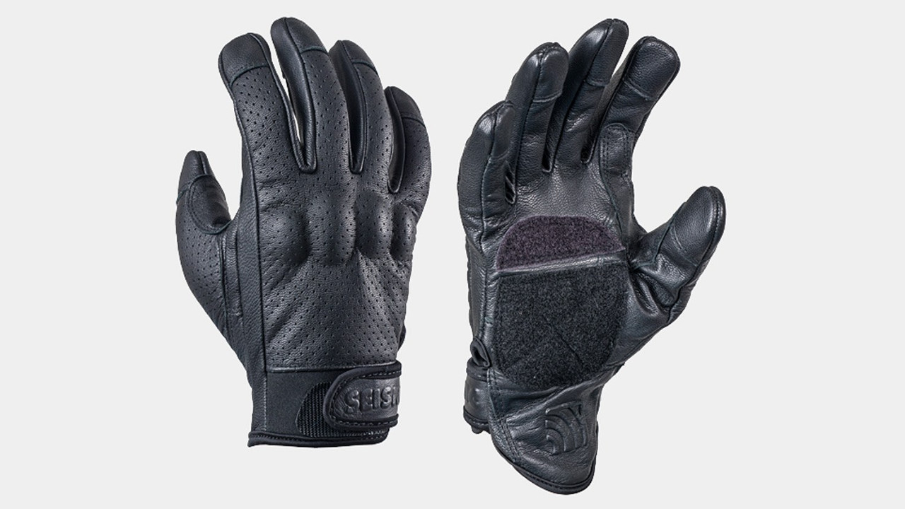 Seismic releases new Race and Freeride Slide Gloves
