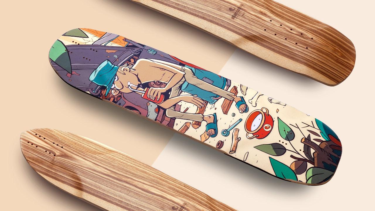 New Alternative Longboard Decks for 2019: Lombardi PRO, La Barou and La Barouquette