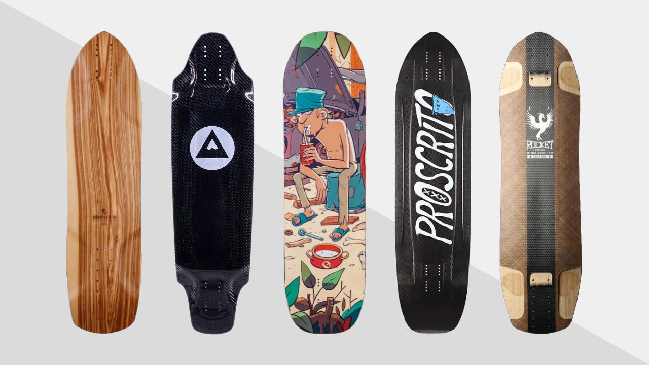 New Longboard Deck Pro-models 2019