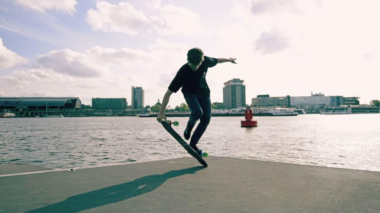 Alternative Longboards: A day in Amsterdam 2018